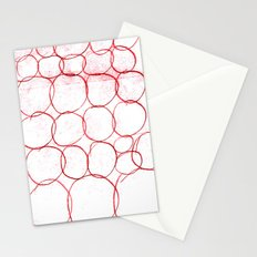 AUTOMATIC CIRCLE Stationery Cards