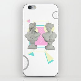 We're Busted iPhone Skin