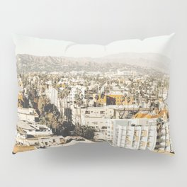 Hollywood California Pillow Sham