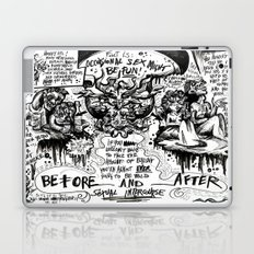 Occasional sex might be fun Laptop & iPad Skin