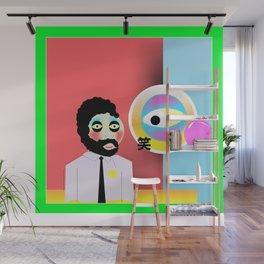 Saki and makeup Wall Mural