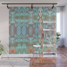 Aqua Dream Wall Mural