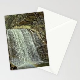 Looking Glass Falls Moment Stationery Cards