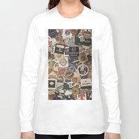 beer Long Sleeve T-shirts featuring Beer by Nicklas Gustafsson