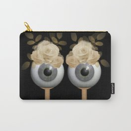 Flower vase design # 9 Carry-All Pouch