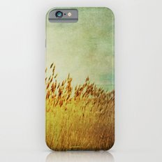 Winter Gold Slim Case iPhone 6s