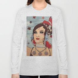 Rachel Brice Long Sleeve T-shirt
