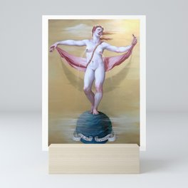 LAC MUNDI - THE MILK OF THE WORLD Mini Art Print