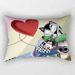 My Nephew my love Rectangular Pillow