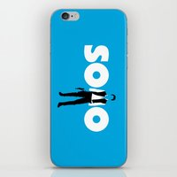 han solo iPhone & iPod Skins featuring Han Solo by Vector Vectoria