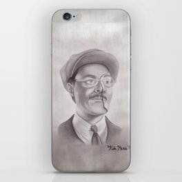 Richard Harrow iPhone Skin