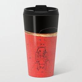 Radiohead - Amnesiac Travel Mug