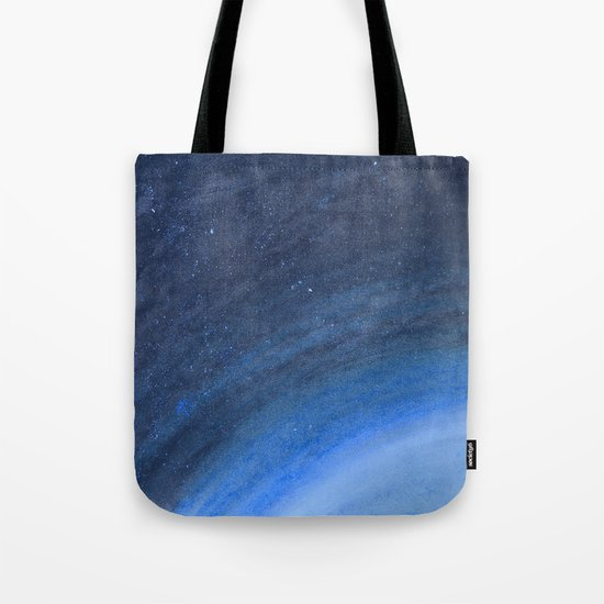 Space Sky Tote Bag