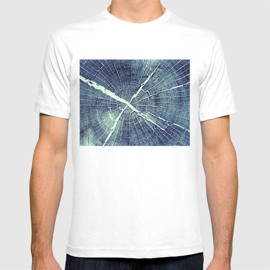 Abstract Bark T-shirt