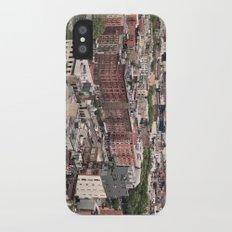 Lower East Side Skyline #2 iPhone X Slim Case
