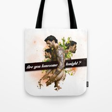 Are you lonesome tonight? Tote Bag