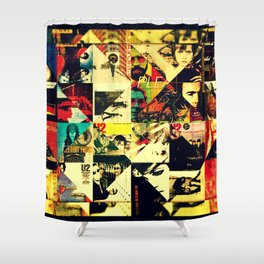 New Fire Pride One Please Fly Shower Curtain