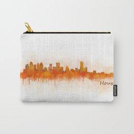 Houston City Skyline Hq v3 Carry-All Pouch