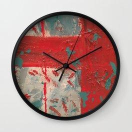 Panic Prone Wall Clock