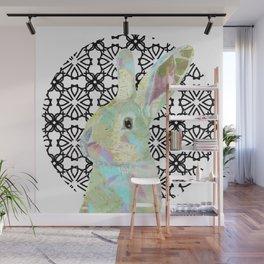 Bunny Bliss Wall Mural