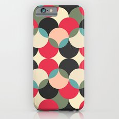 Circles forms engineering Slim Case iPhone 6s