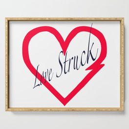 Love Struck Impact Serving Tray