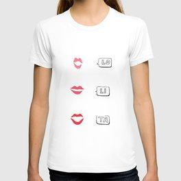 LO-LI-TA T-shirt