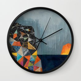 Solitary Refinement Wall Clock