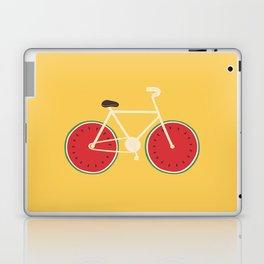watermelon bike Laptop & iPad Skin