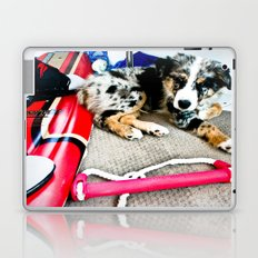 Wake Boarding Pup Laptop & iPad Skin