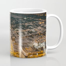 Burj Khalifa in Dubaï by Night Coffee Mug