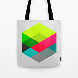 Hex series 3.2 Tote Bag
