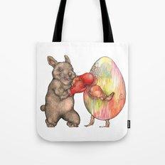 Easter Knockout  Tote Bag