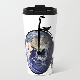 The bicycle of life Travel Mug