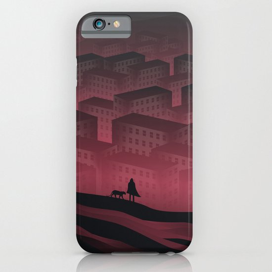 Sleeping Town iPhone & iPod Case