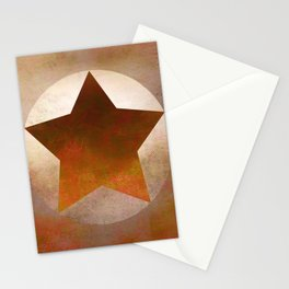 Star Composition VIII Stationery Cards