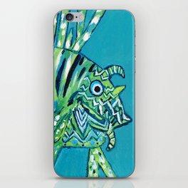 Lion Fish 1, a pretty predator iPhone Skin