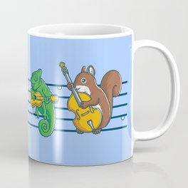 Animal Blues Coffee Mug