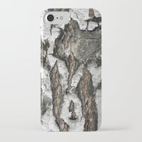 birch iPhone & iPod Cases featuring Birch by Sproot