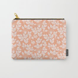 Leaves Pattern 8 Carry-All Pouch
