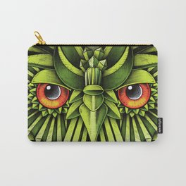 Crystal Owl EDC Carry-All Pouch