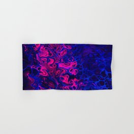 Blacklight Hand & Bath Towel