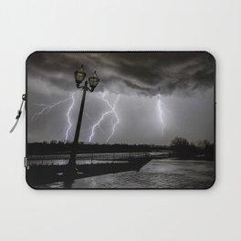 Tesla Skies Laptop Sleeve
