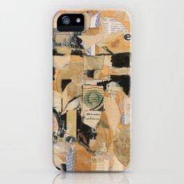 Senses iPhone Case