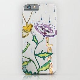 Crumb ~ Locket  iPhone Case