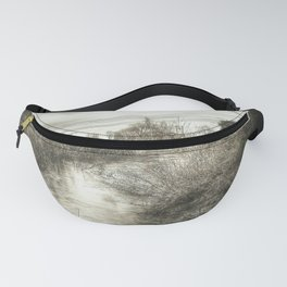 Whimsical Water Landscape Fanny Pack