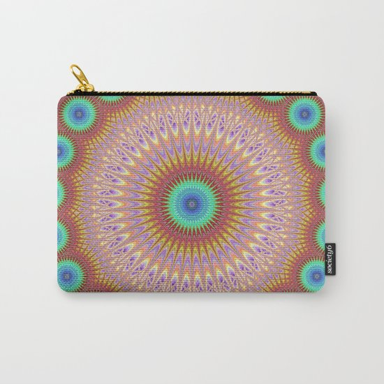 Stingy mandala Carry-All Pouch
