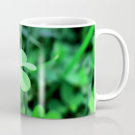Clover Stay Coffee Mug