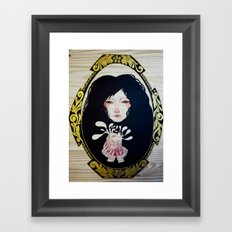Vena Framed Art Print