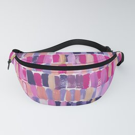 Colorful stripes || Pattern Fanny Pack